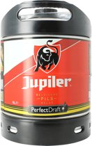 Jupiler Perfect Draft - Tapvat - 1 x 6 Liter
