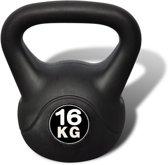 vidaXL Kettlebell 16 kg.