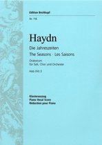 Seasons Hob Xxi3 Hob Xxi3 Soloists Mixed
