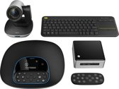 Logitech Kit Group inc NUC i5+K400 NL