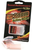 Super Kaboom Action Strips 2strips