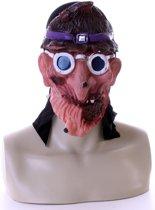 Masker piloot met bril diverse modellen