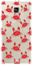 Samsung Galaxy A5 2017 - TPU Soft Case - Back Cover telefoonhoesje - Crabs