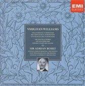 Vaughan Williams: The Complete Symphonies etc / Sir Adrian Boult et al