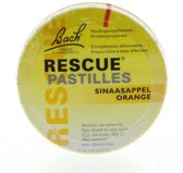 Bach Rescue Remedy Pastilles - 50 gr  - zwarte bes - Voedingssupplement