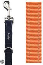 Rogz For Dogs Lumberjack Multipurpose Hondenriem - Oranje - 25 mm x 1.6 mtr