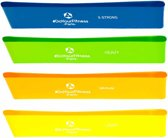 #DoYourFitness Weerstandsband - Omvang 50cm en breedte ca. 5 cm - Alle kleuren 1x
