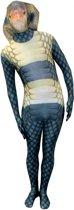 Morphsuits™ King Cobra Morphsuit Kids - SecondSkin - Verkleedkleding - 91/104 cm