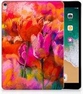 Apple iPad Pro 10.5 Tablethoesje Design Tulips