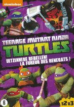 Teenage Mutant Ninja Turtles : Uitzinnige Rebellen