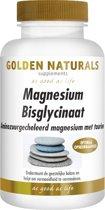 Golden Naturals Magnesium Bisglycinaat (90 tabletten)