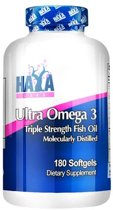 Ultra Omega 3 Haya Labs 180softgels