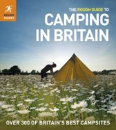 Omslag van 'The Rough Guide to Camping in Britain'