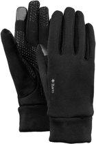 Barts Powerstretch Touch Gloves Unisex Handschoenen - Black - Maat S/M