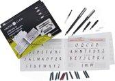 Manuscript Masterclass Kalligrafie Set MC160 - geschikt voor handletteren