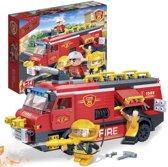 BanBao Brandweer Brandweerreddingsteam - 7103