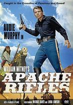 Apache Rifles (1964) (dvd)
