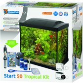 SuperFish Start 50 Tropical Kit Zwart