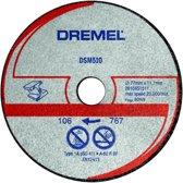 Dremel DSM20 metalen en kunststof snijschijf - DSM510