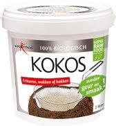 Lucovitaal - Kokosolie ontgeurd BIO - 2 liter - Kokosolie