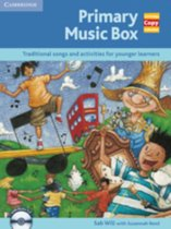 Primary Music Box book and audio-cd pack