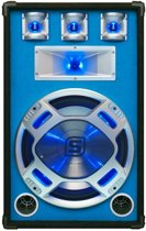 "Skytec Disco Pa Speaker 15"" 800w Led"