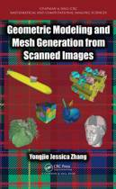 Geometric Modeling and Mesh Generation from Scanned Images