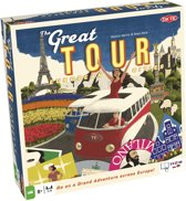 The Great Tour - bordspel