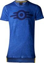 Fallout 76 - Oil Vault Men s T-shirt