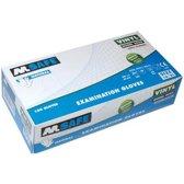 M-Safe 4060 Disposable Vinyl Handschoen 10/XL