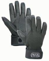 Petzl Cordex Handschoenen zwart Maat S
