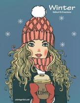 Wintermalbuch F r Erwachsene 1