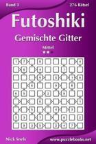 Futoshiki Gemischte Gitter - Mittel - Band 3 - 276 R tsel