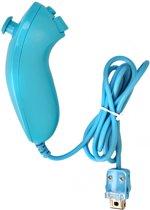 Dolphix Nunchuk voor Nintendo Wii / Wii U - blauw - 0,90 meter