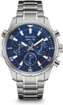 BULOVA - Horloge - Mannen - Zilverkleurig Ø 44 - 96B256
