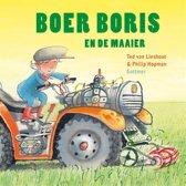 Boek cover Boer Boris  - Boer Boris en de maaier van Ted van Lieshout (Hardcover)