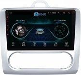 Navigatie radio Ford Focus, Android 8.1 OS, Apple Carplay, 9 inch scherm, GPS, Wifi, Mirro