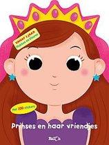 Prinses en haar vriendjes
