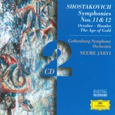 Symphony 11/12 Etc