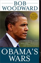 Boek cover Obamas Wars van Bob Woodward (Paperback)