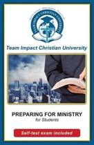Preparing for Ministry for Students