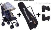Easywalker Mickey Ornament + Transport Tas + Autostoel Adapters