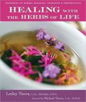 Healing With Herbs Of Lifeand Preparations