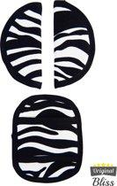 Bliss - Gordelbeschermers Maxi Cosi - Zebra
