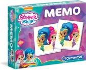 Clementoni Shimmer En Shine Geheugenspel 48-delig
