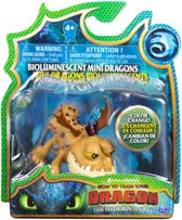 Hoe tem je een draak mini dragon Meatlug 6 cm -The Hidden World