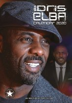 Idris Elba Kalender 2020 A3