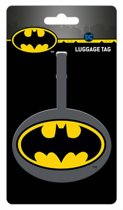 Luggage tag batman