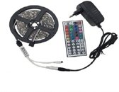RGB Led strip - 5 m - 20 kleuren - incl. 44 button