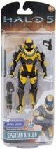 Halo 5 Action Figure - Spartan Athlon Yellow/Black